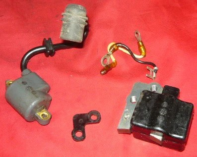 Briggs And Stratton Ignition Wiring Diagram Echo Cs 330evl Chainsaw Ignition Coil And Module Chainsawr