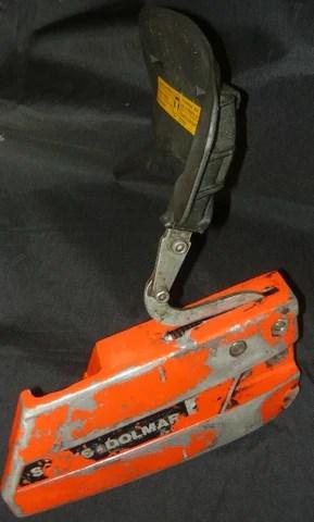 Dolmar 117 112 113 119 120 Chainsaw Complete Chainbrake