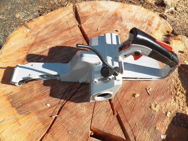 Chain Saw Assembly Diagram And Parts List For Craftsman Chainsawparts