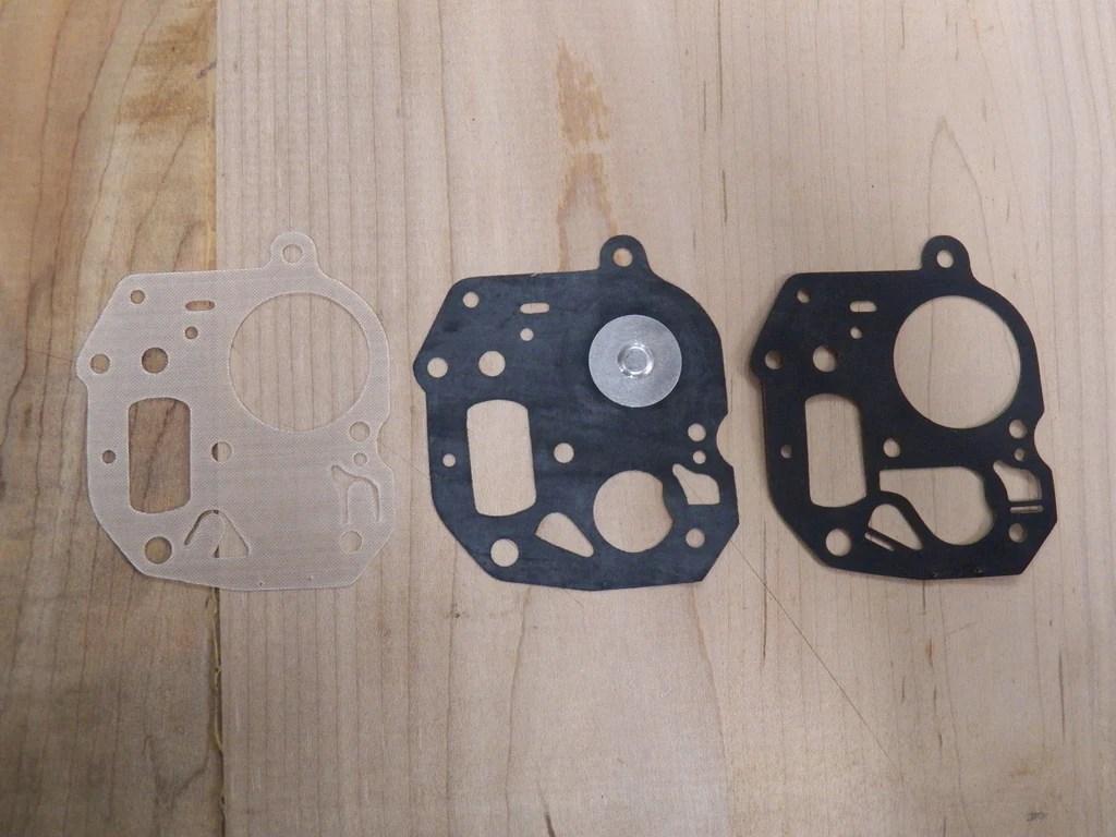 medium resolution of mcculloch mac 1 10 chainsaw bullfrog carb kit 67357 new mc 61