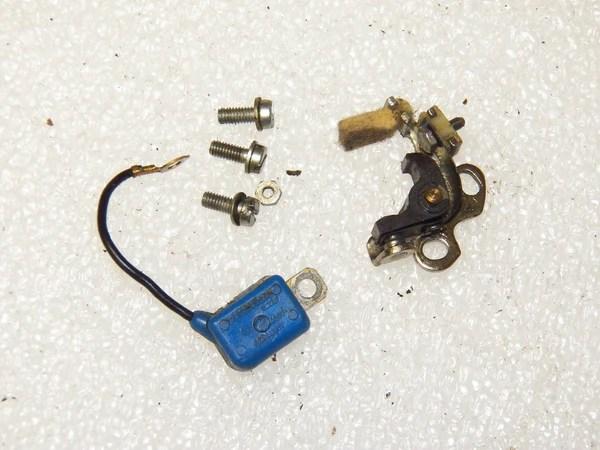 Craftsman Chainsaw Wiring Diagram Stihl 028 Chainsaw Points And Condenser Set Chainsawr