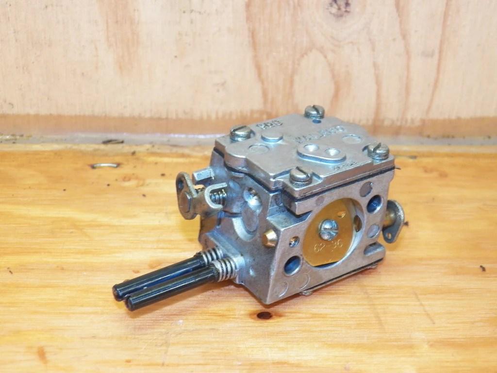 medium resolution of mcculloc pro mac 10 10 chainsaw walbro sdc carburetor type 1