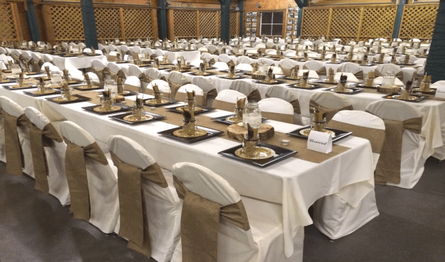 chair cover for rent wedding antique white metal bistro garden table and chairs no tagged rentals simply elegant why opting is a convenient option