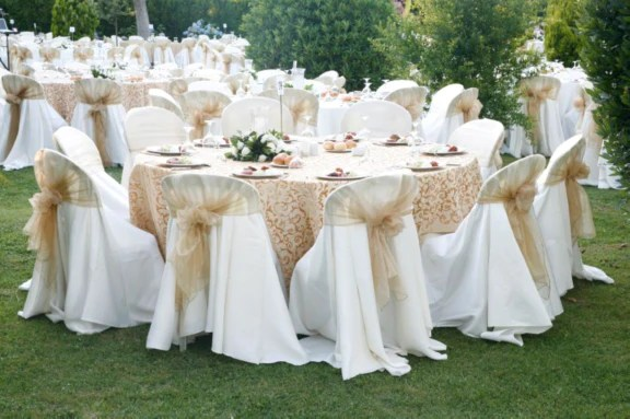 how to make a chair cover for wedding office herman miller your more memorable with these covers table fabrics linens