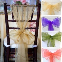 Chair Sash Alternatives Jobek Stand 5 Awesome Ways To Decorate Bride And Groom S Wedding Chairs Simply