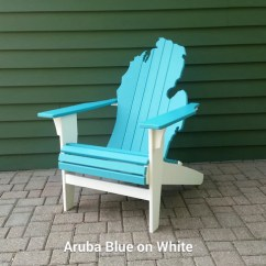 Michigan Adirondack Chair Reading For Kids Awesome