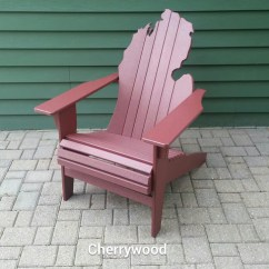 Michigan Adirondack Chair Reclining Outdoor Chairs Canada Awesome