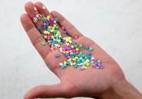 Fake Sprinkles - 48 grams 5mm Star Fake Sprinkles Colorful ...