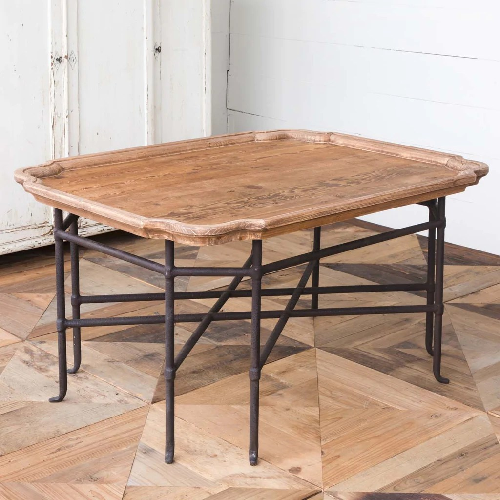 french country style coffee tables