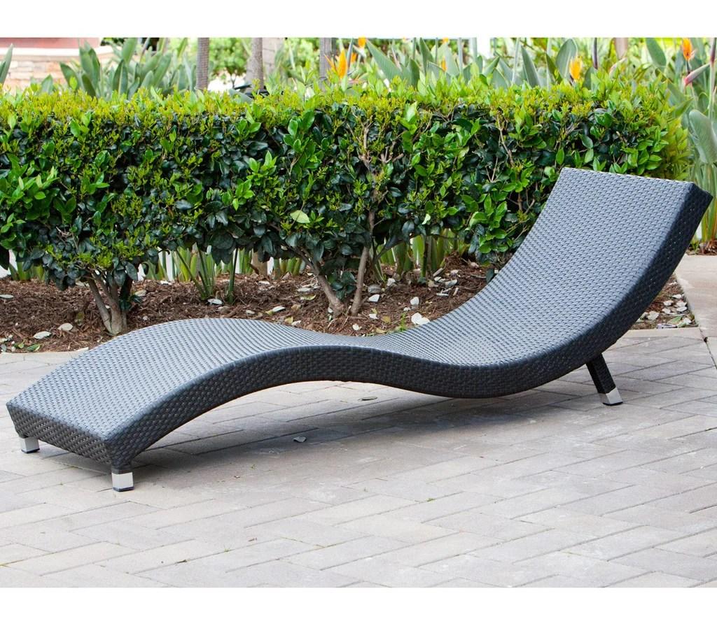 s shaped lounge chair maison bertet
