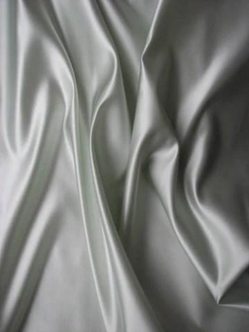 Silk Satin Fabric  Wedding Material  Duchess Wide Satin