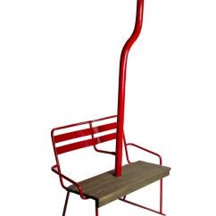 Old People Chair Lift Lotus Meditation Vintage Ski Mt Hood Magic Mile