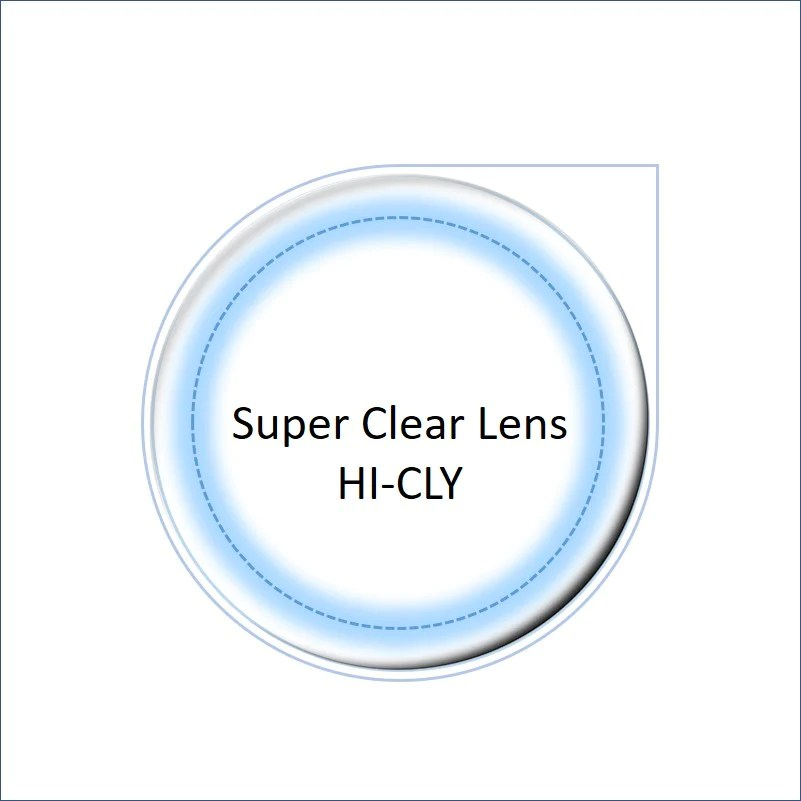 超清眼鏡鏡片 - 非球面鏡片 – Super Clear Optical