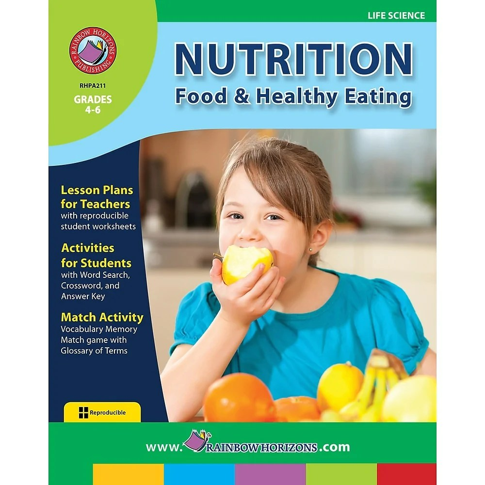 small resolution of eBook: Nutrition: Food \u0026 Healthy Eating - (PDF version - 1-User Downlo    staples.ca