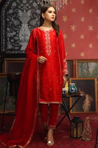 Silk Dress Designs : dress, designs, Arzish, Collection, Volume, Dresses, Handwork, ZAAVIAY, Zaaviay