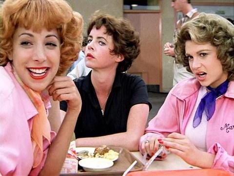 retro movie fashion grease