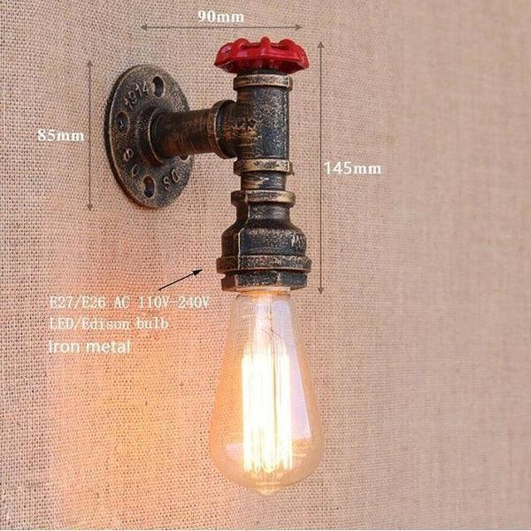 industrial steam punk lighting 5