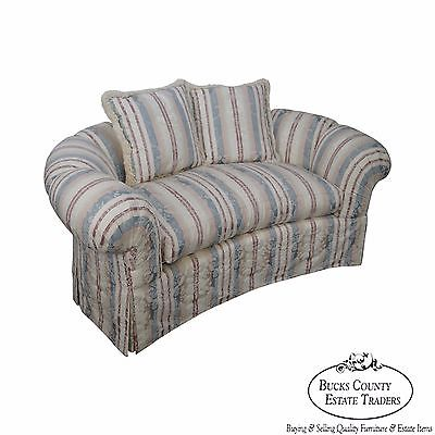 vine henredon sofa fold out bed sofas loveseats page 4 bucks county estate traders robert allen channel back loveseat