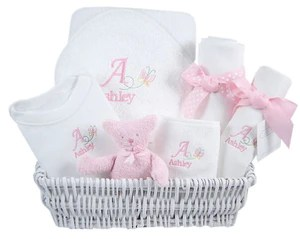 personalized baby girl gift