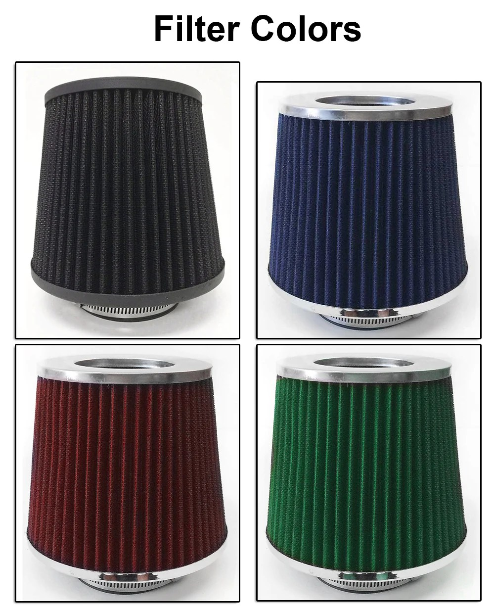 2018 F150 Colors : colors, Intake, Filter, System, F-150, 2017-2018, Racing