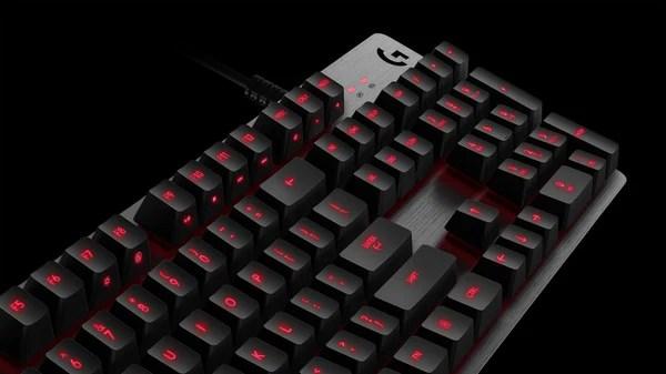 Logitech Gaming Mechanical Backlit Keyboard G413
