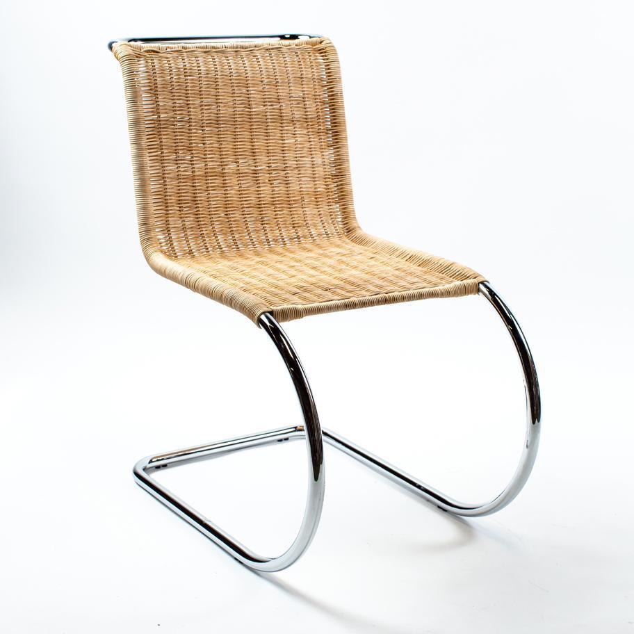 Mies Van Der Rohe Cantilever Cane Chair B2h