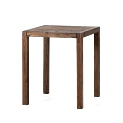 Living Room Furniture Wood Style Modern Fashion 100 Wooden Dining Table Vintage American