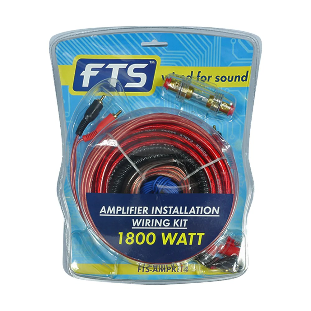 small resolution of fts amplifier installation wiring kit