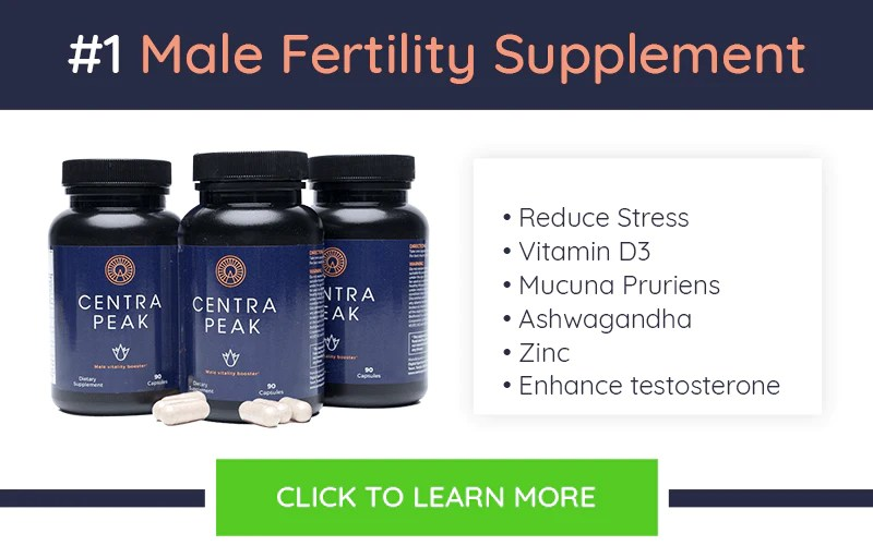 Centrapeak for Male Fertility