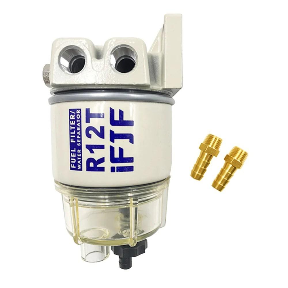 medium resolution of ifjf r12t fuel filter water separator 120at npt zg1 4 19 automotive parts