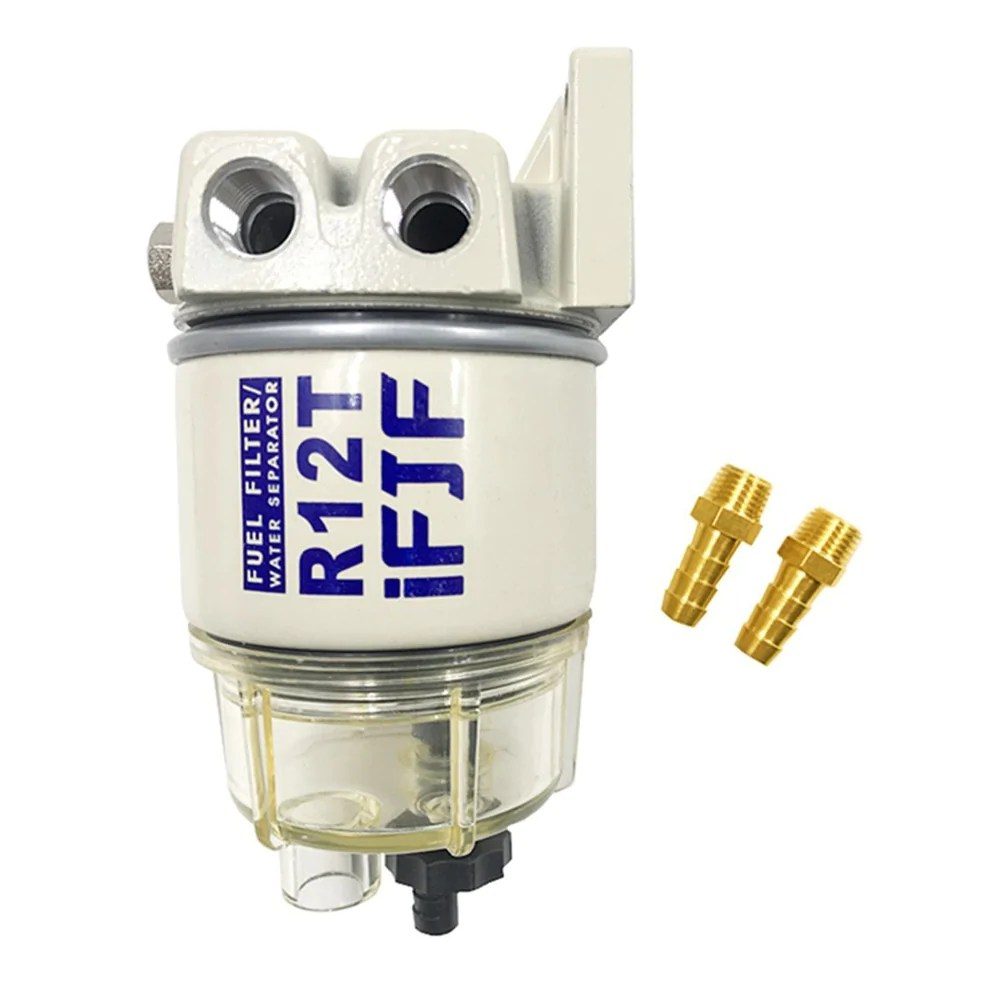 hight resolution of ifjf r12t fuel filter water separator 120at npt zg1 4 19 automotive parts