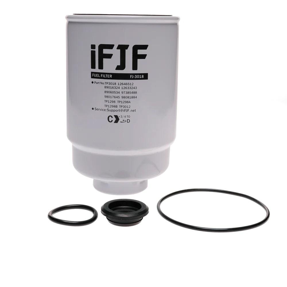 medium resolution of fuel filter for 6 6 dura max