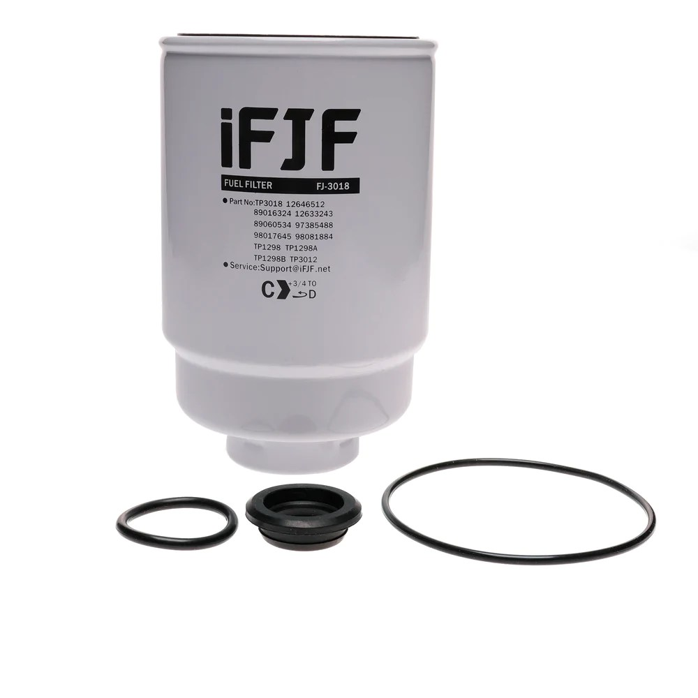 hight resolution of fuel filter for 6 6 dura max