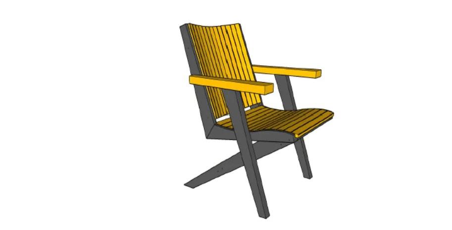 modern adirondack chair kohls bedroom plans izzy swan llc