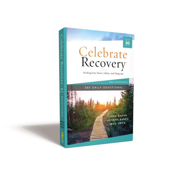 Celebrate Recovery 18 Daily Devotional: Healing from Hurts