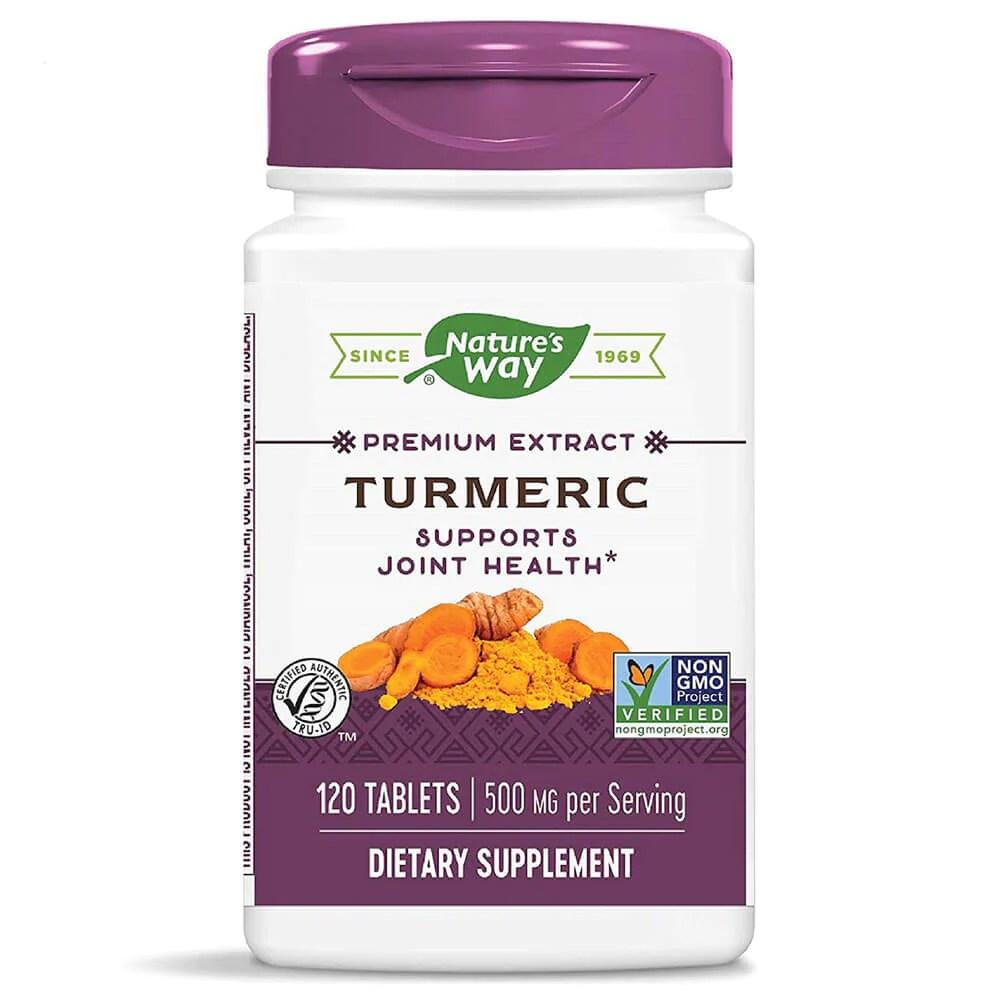 Nature's Way Standardized Turmeric – Hi-Health