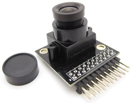 Arduino Camera Sensor