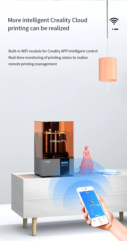 Creality CL-89 Reçine 3D Yazıcı