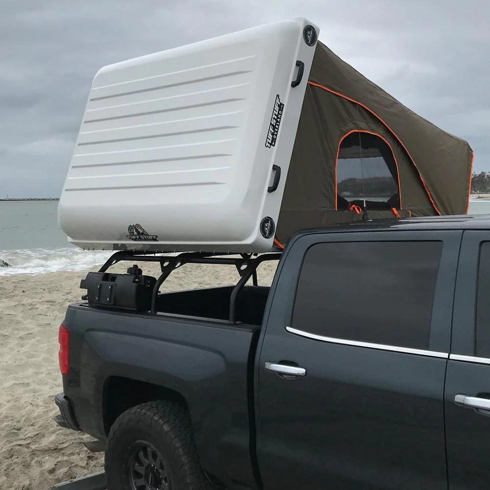 roof top tent 51 inch truck bed rack