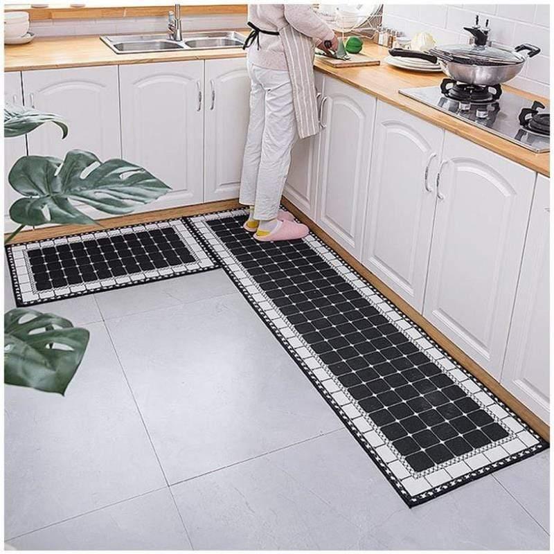 tapis de cuisine antiderapant et