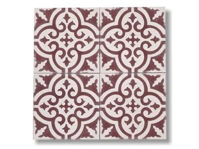 encaustic tile arabesque
