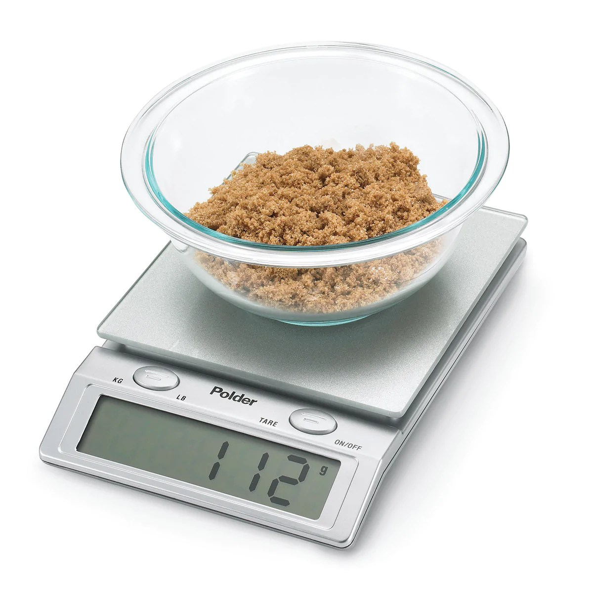 Easy-read Digital Kitchen Scale Polder Products - Life.style.solutions