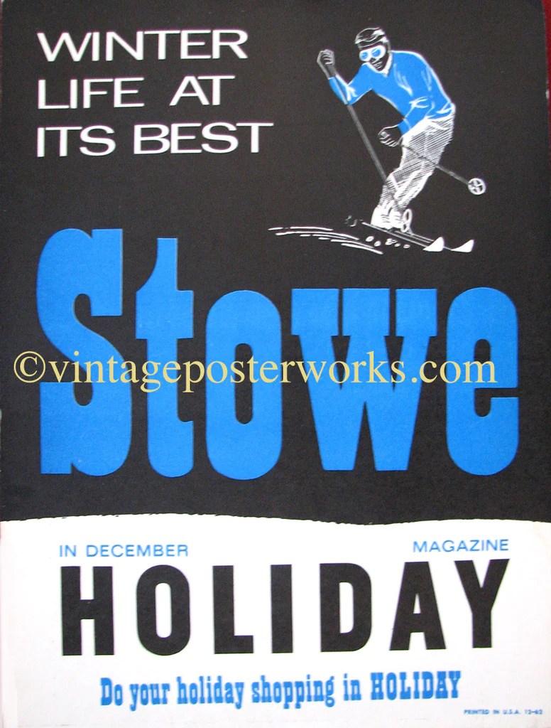 vintage poster works