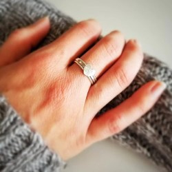 On promise hand what wear ring a to Which Finger