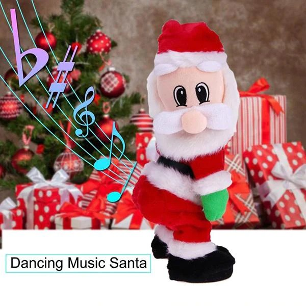 Christmas 50 Off Super Funny Dancing Santa Toy Oprah