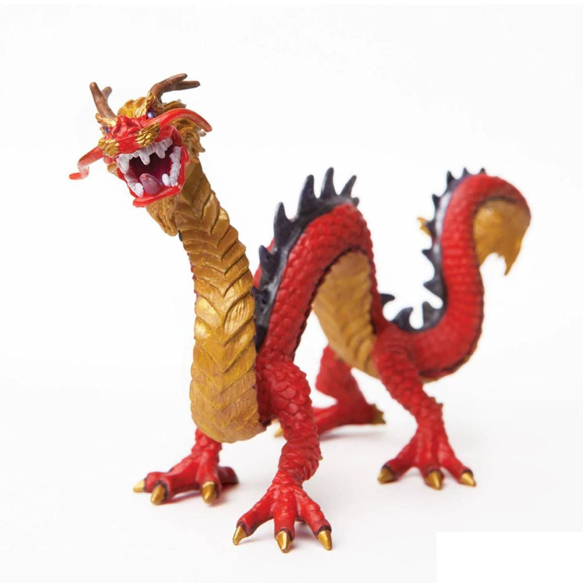 horned chinese dragon fantasy