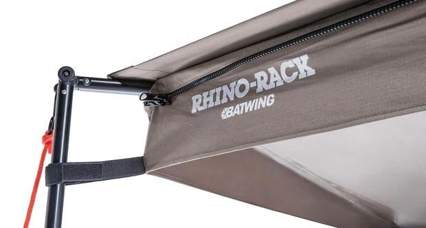 rhino rack batwing awning canada gear