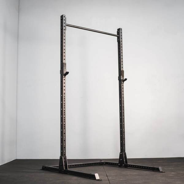 squat rack with pullup bar