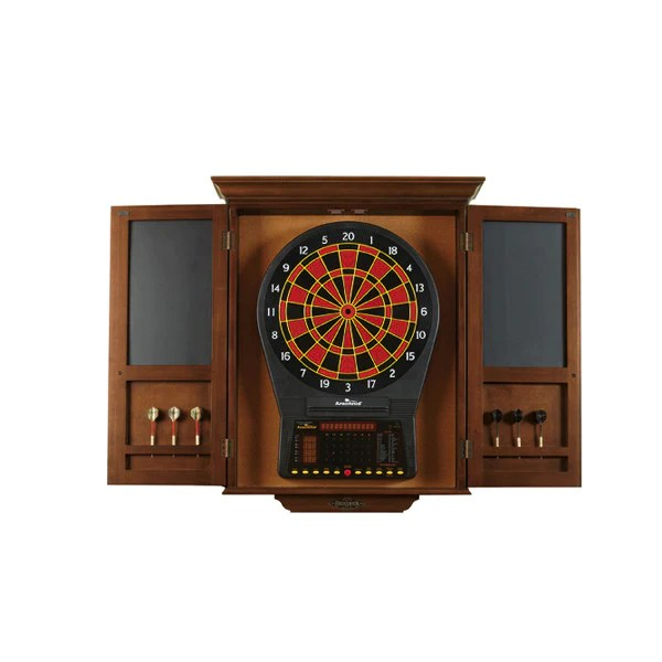 Brunswick Dartboard Cabinet  Robbies Billiards