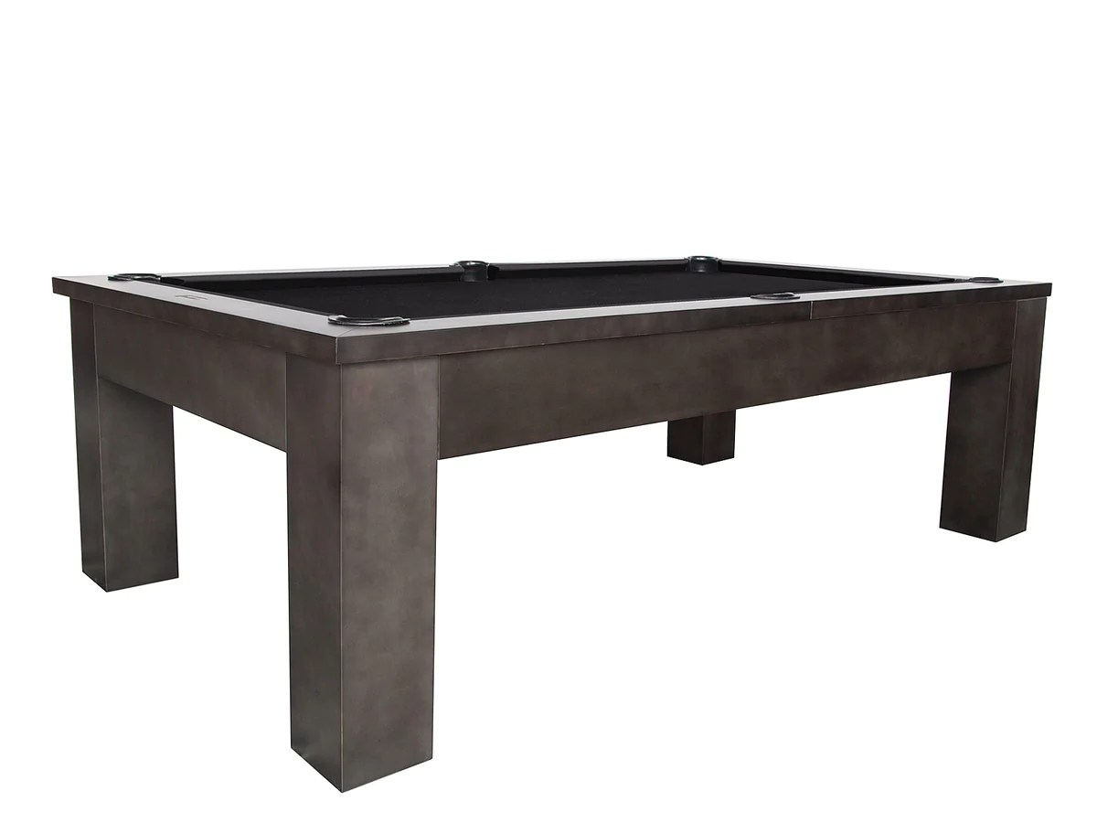 plank and hide fulton pool table including installation